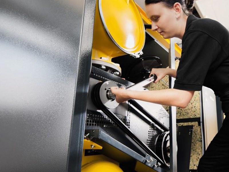 Divisione impianti aria compressa: i consigli per un risparmio sicuro