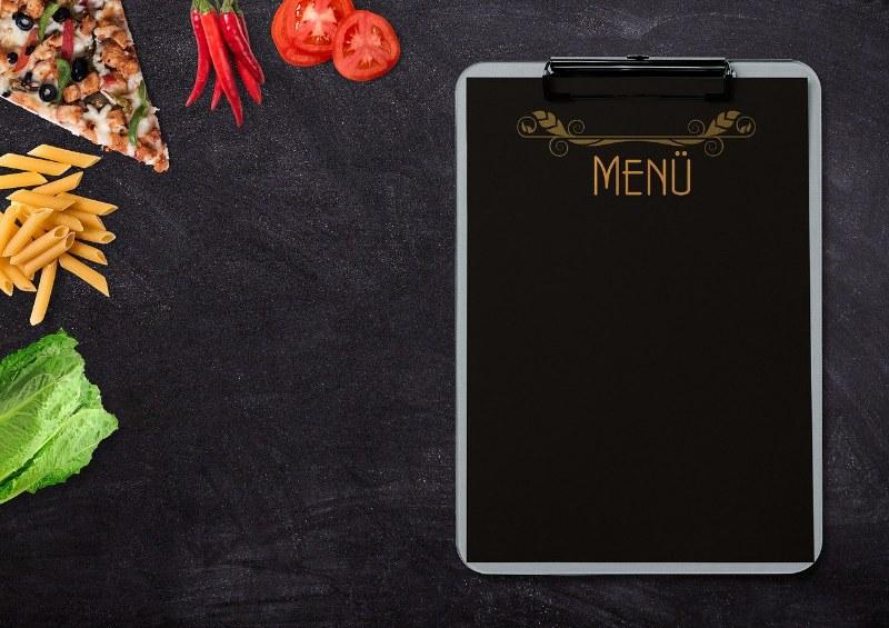 Ristoranti: il menu diventa digitale e lo trovi sul sito