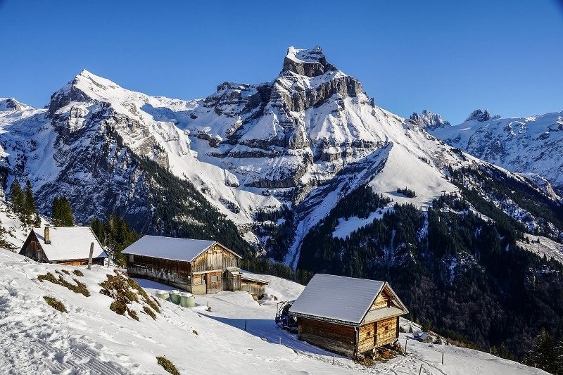 Lavoro stagionale invernale: in quali località della Svizzera si guadagna meglio