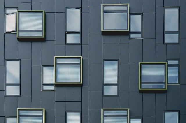 Polistirolo espanso per l'isolamento termico degli edifici