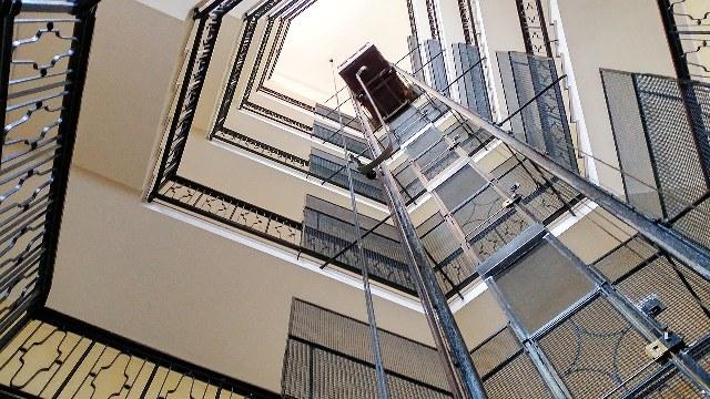 Il bonus per l'ascensore in condominio. La soluzione al 50%